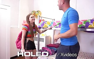 HOLED Perfect Anal Punishment That Fits Slay rub elbows with Crime
