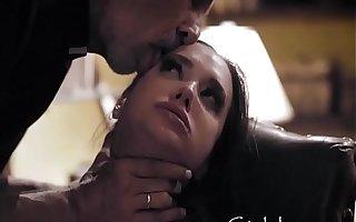 Perverted Priest Blackmails Bride With A Defamatory Secret- Gia Paige